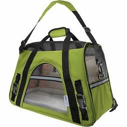 Paws & Pals Airline Approved Pet Carriers w/Fleece Bed for D