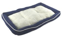 Pet Bed Cushion Mat Pad Dog Cat Kennel Crate Cozy Soft Sheep