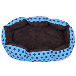 Pet Bed - SODIAL Removable cushion House Bed for Pets Dog Ca
