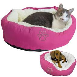 Evelots Pet Bed for Cat/Small Dog-New Model-Soft-Warm/Cozy-E