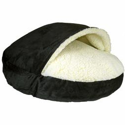 Pet Bed Hooded Dome Cozy Dog Cat Supplies Products Accessori