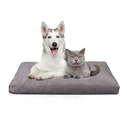 Comfort & Relax Pet Bed/Mattress Filled in Shredded Memory F