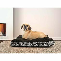 FurHaven Pet Bed | Plush Top Kilim Deluxe Pillow Dog Bed