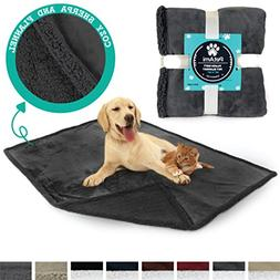 PetAmi Premium Pet Blanket for Dog, Cat, Puppy, Kitten | Plu
