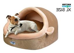 Kritterworld Pet Cat Beds for Cats and Small Dogs with Remov