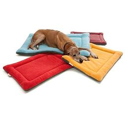 OCSOSO Pet Crate Mat- Pet Kennel Pad Car Seat Cover Bed Claw