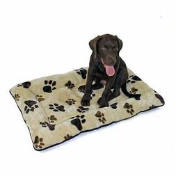 HUALAN Pet Crate Mattress Dog/Cat Cage Mat Cusion Washable K