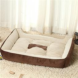 Pet Dog Bed Soft Material Pet Dog Fall And Winter Warm Nest