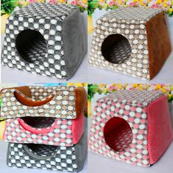 Pet Dog Beds Warm Cat Dogs Small Extra Small Puppy Bed Sleep