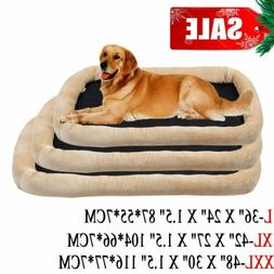 pet dog cat bed cushion mat pad