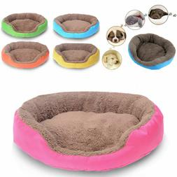 Pet Dog Cat Bed Mat Durable Kennel Doggy Puppy Cushion Baske