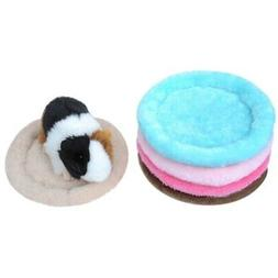 Pet Dog Cat Bed Puppy Round Cushion House Soft Warm Kennel M