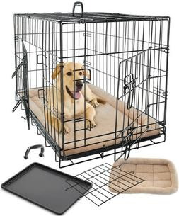 pet dog cat crate kennel cage bed
