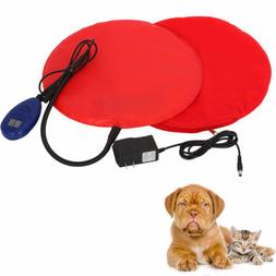 Pet Dog Cat Electric Heating Pad Winter Warmer Carpet for Be