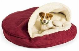 Snoozer Pet Dog Cat Puppy Indoor Soft Luxury Microsuede Cozy