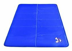 Arf Pets Pet Dog Self Cooling Mat Pad for Kennels, Crates an