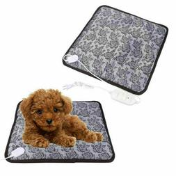 Pet Heated Pad Bed Puppy Dog Cat Warmer Electric Heating Mat