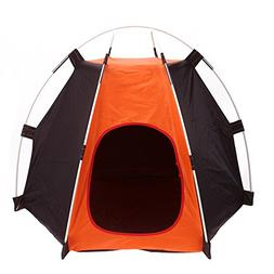 Jocestyle Pet House Dog Portable Camping Cat Tent House Shel