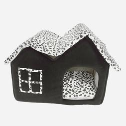 Pet House for Small Dogs, Super Soft British Style Dog Beds