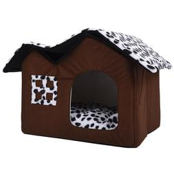 Pet House Luxury High-End Double <font><b>Dog</b></font> Roo