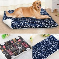 Pet Large <font><b>Dog</b></font> Blanket <font><b>Bed</b></