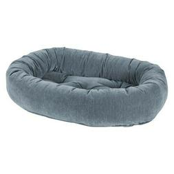 Bowsers Pet Luxury Cushioned Donut Dog Bed with Microvelvet