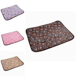 Pet Mats Multi-color Soft Warm Cozy Spring Summer Sleep Dog