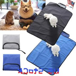 Pet Outdoor Waterproof Dog Mat Blanket Super Warm Puppy Cat