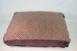 Bowsers Pet Products Super Loft Rectangle Dog Bed XLarge Ava