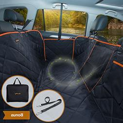 IBuddy Pet Seat Cover For Back Of Cars/Trucks/SUV With Side