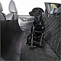 Plush Paws Ultra-Luxury Pet Seat Cover, Dog Car Hammock Prot