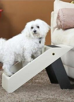 Pet Stairs Folding Dog Cat Step Ramp Ladder Small Portable f