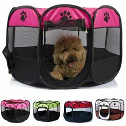 Pet Tent Categories Portable Folding Dog Cat House Bed Water