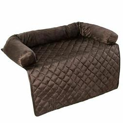 PetMaker Furniture Protector with Bolster Large Dog Bed 35 x