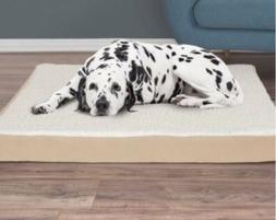 Petmaker Orthopedic Memory Foam Sherpa Dog Bed Extra Large 4