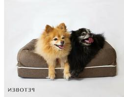 PETOBEN L Dog Bed I Removable Cover | Easy Cleaning | Fits U