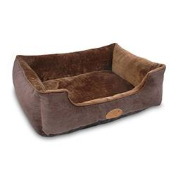 Best Pet Supplies Plush Pet Bed