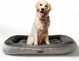 Petsure Plush Dog Bed  for Small, Medium, Large Pets - Machi