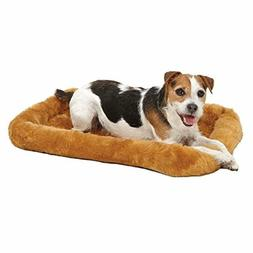 Plush Dog Bed Large 24x13 Inch Pet Mat Fleece Cushion Warm S