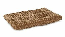 plush kennel mat pet dog bed polyester