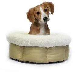 Milliard Premium Plush Pet Bed, 16 x 6""