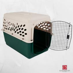 """Portable 40"""" Dog Crate Kennel XL Large Dogs Travel Pet Carri"""