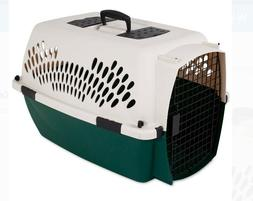 Portable Pet Dog Cat Crate Kennel Travel Carrier Bed Home Se