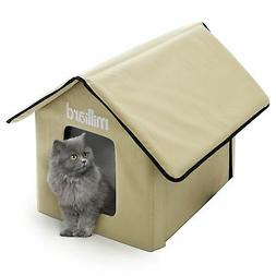 Milliard Portable Outdoor Pet House, 22 x 18 x 17