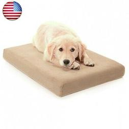 Milliard Premium Orthopedic Memory Foam Dog Bed with Anti-Mi