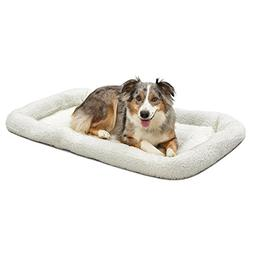 Quiet Time Fleece Pet Bed - Size: Large