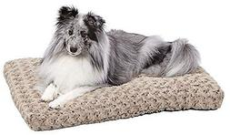 Quiet Time Ombre Swirl Pet Bed Size: Medium
