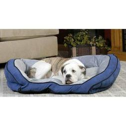 K & H Removable cover and liner Bolster Pet Couch - Small /