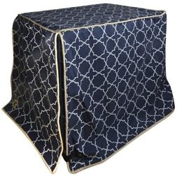 molly mutt Romeo and Juliet Crate Cover for Pets, Small