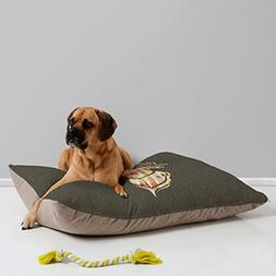Deny Designs Sarah Watts The King Pet Bed, 40 by 30-Inch